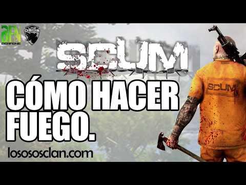 SCUM: COMO HACER FUEGO - GUÍA DE SUPERVIVENCIA #1 |