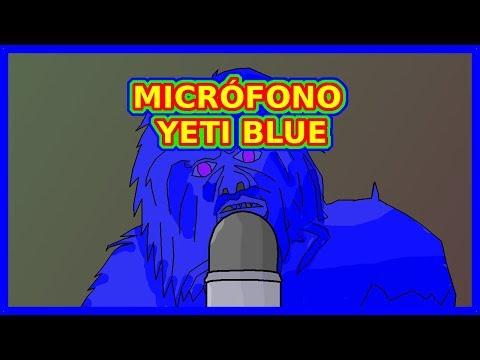 REPARACIÓN mini USB del Microfono YETI blue E0056