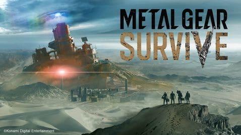 metal gear survival