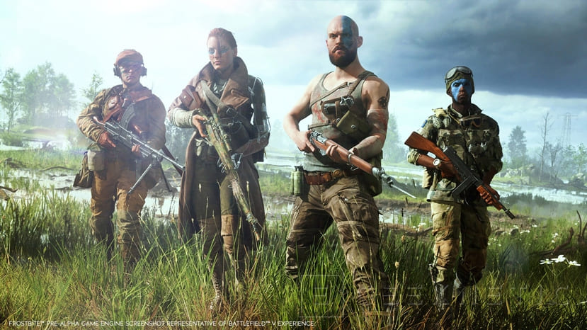 Retraso de Battlefield V 4