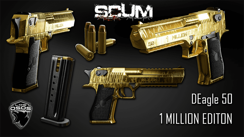 Regalo desert eagle scum 15