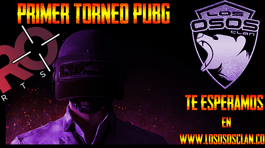 I Torneo PUBG Los Osos Clan 4