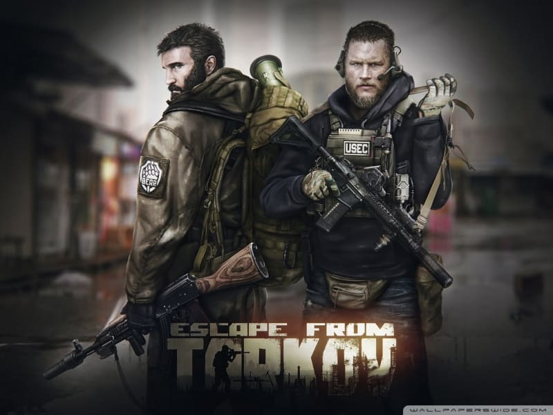 escape from tarkov 1